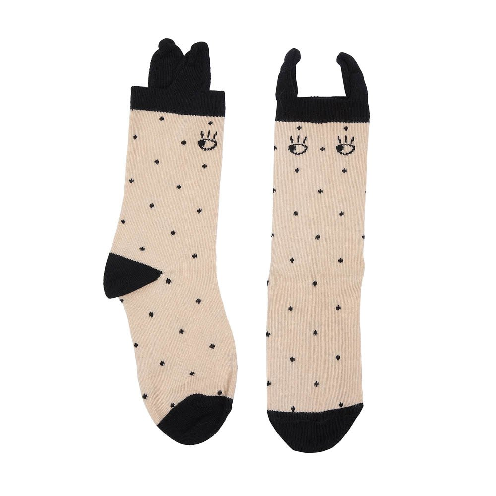 Ears Polka Dot Socks-product