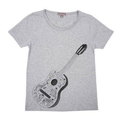 Emile et Ida Guitar T-Shirt-listing