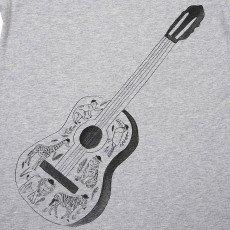 Emile et Ida T-shirt Guitare-listing