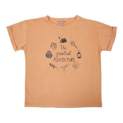 Emile et Ida Camiseta Aventura-listing