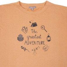 Emile et Ida T-shirt Aventure-listing