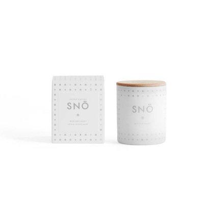 Skandinavisk Bougie parfumée Snow avec couvercle - 190 g-listing