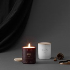 Skandinavisk Vela perfumada Snow con tapa - 190 g-listing