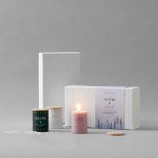Skandinavisk Caja mini velas - Set de 3 velas 55g-listing