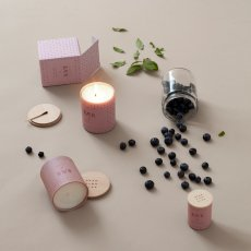 Skandinavisk Duftkerze Berry- 190g -listing