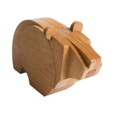 product-Wodibow Wooden Bear Magnet