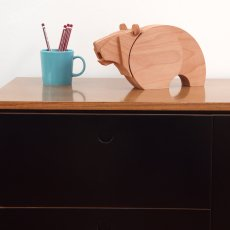 Wodibow Oso de madera imantada-listing