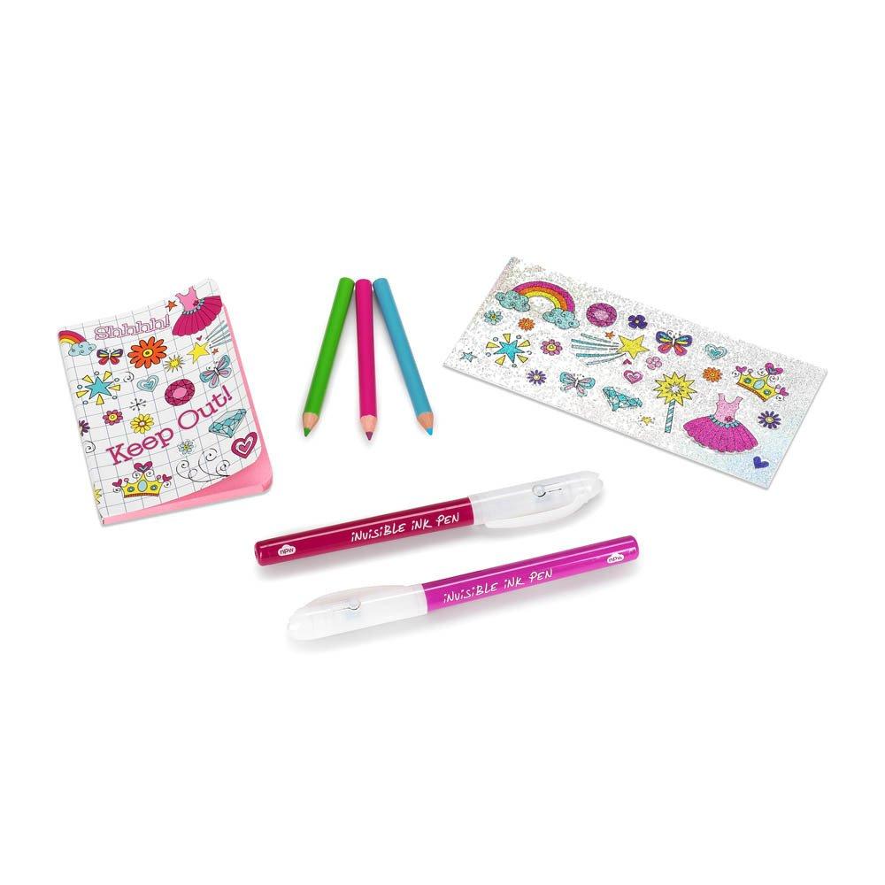 Set de escritura con bolígrafo tinta invisibile-product