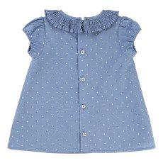 CARREMENT BEAU Abito + Bloomer Pois-listing