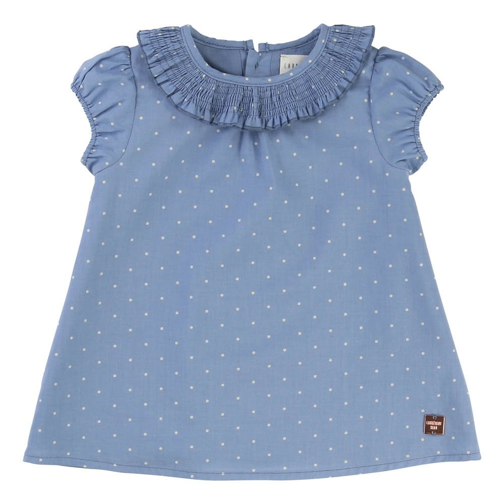 CARREMENT BEAU Polka Dot Dress + Bloomers-product