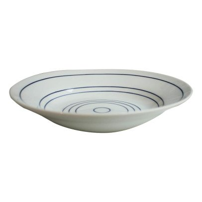 Lab Assiette creuse en porcelaine-product