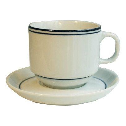 Lab Taza de chocolate porcelana-listing