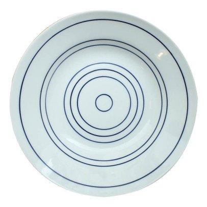 Lab Porcelain Dessert Plate-listing
