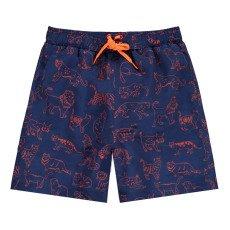 product-Stella McCartney Kids Exclusive Stella McCartney x Smallable - Feline Swim Shorts