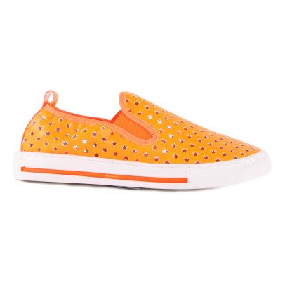 Stella McCartney Kids Exclusivité Stella McCartney x Smallable - Slip-On Etoiles Perforées-listing