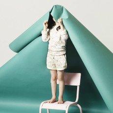 Stella McCartney Kids Exklusiv Stella McCartney x Smallable – Molton-Shorts Raubkatzen-listing