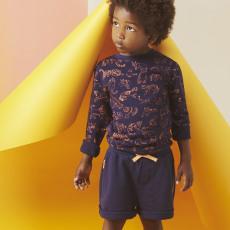 Stella McCartney Kids Exclusive Stella McCartney x Smallable - Sweat Bermuda Shorts-listing