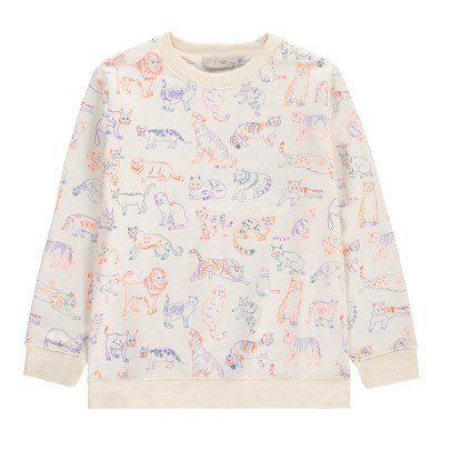 Stella McCartney x Smallable Exclusivité Stella McCartney x Smallable - Sweat Félins-listing