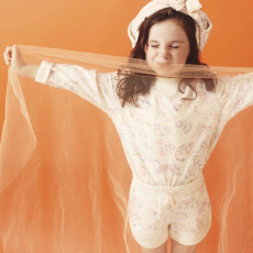 Stella McCartney Kids Exklusiv Stella McCartney x Smallable – Sweatshirt Raubkatzen-listing