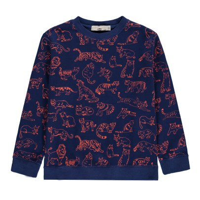 Stella McCartney Kids Exclusive Stella McCartney x Smallable - Feline Sweatshirt-listing