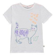 product-Stella McCartney Kids Exclusive Stella McCartney x Smallable - Cat T-Shirt