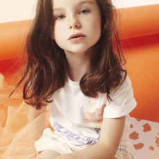 Stella McCartney Kids Exclusive Stella McCartney x Smallable - Cat T-Shirt-listing