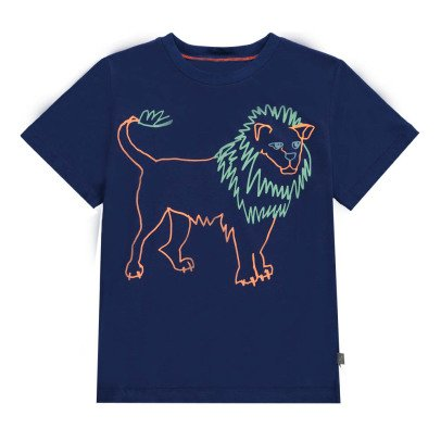 Stella McCartney Kids Esclusivo Stella McCartney x Smallable - T-Shirt Leone-listing