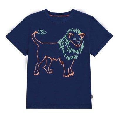 Stella McCartney Kids Exklusiv Stella McCartney x Smallable – T-Shirt Löwe-listing