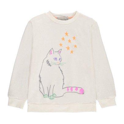 Stella McCartney Kids Exklusiv Stella McCartney x Smallable – Sweatshirt Katze-listing