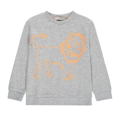 Stella McCartney Kids Esclusivo Stella McCartney x Smallable - Felpa Leone-listing