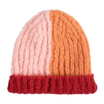 The Animals Observatory Multi-Coloured Squirrel Beanie-listing
