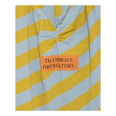 The Animals Observatory Robe Coton Rayée Swallow-listing