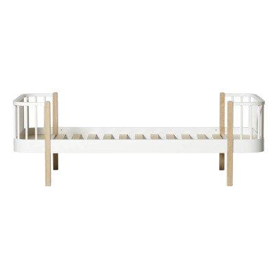 Oliver Furniture Bett 90x200 cm aus Eiche -listing