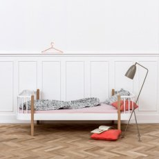 Oliver Furniture Cama 90x200 cm en roble-listing