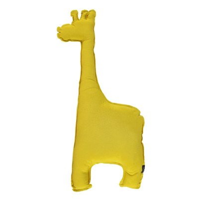 Grampa Doudou coussin Joséphine la girafe en jersey-listing