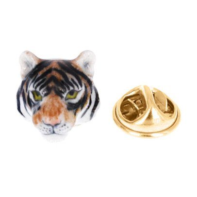 Nach Tiger Porcelain Pin-listing