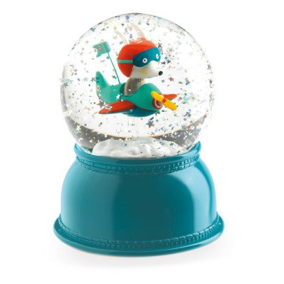Djeco Multicoloured Aeroplane Night-Light-listing