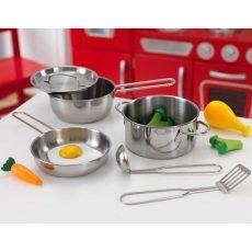 KidKraft Set Pentole e utensili per la cucina-listing