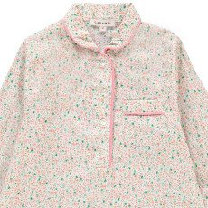 Caramel Baby & Child Floral Night Shirt Pale pink-listing