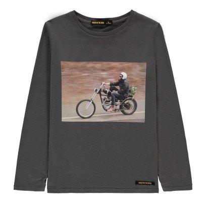 Finger in the nose T-Shirt Motard Longjohn-listing
