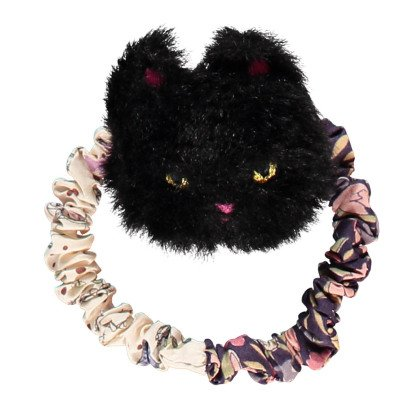 Keora Keora Elástico para el pelo Gato Negro-listing