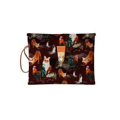 Maison Baluchon Fox iPad Mini Sleeve-listing
