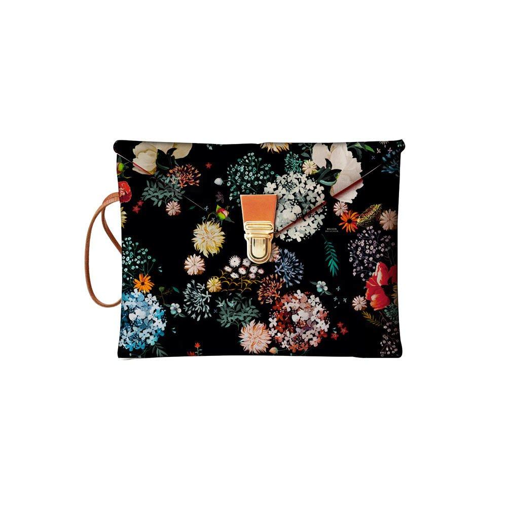 Maison Baluchon Floral iPad Mini Sleeve-product