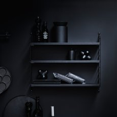 String Pocket Shelf - Black-listing