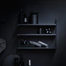 String Pocket Shelf - Black-listing