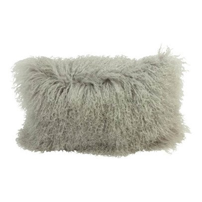 Smallable Home Tibetan Lambskin Cushion-listing