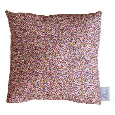 Blossom Paris Coussin carré Liberty Pink Pepper 28x28 cm-listing