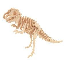 Professor Puzzle Naturel T-Rex Construction Kit-listing
