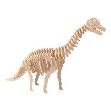 Professor Puzzle Naturel Brachiosaurus Construction Kit-listing