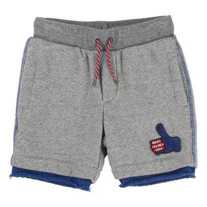 Little Marc Jacobs Fleece Shorts-listing
